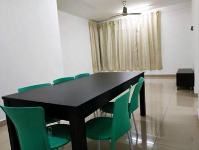 The Arc Condo, Cyberia [ Corner unit , Air Cond , Fully Furnished ]