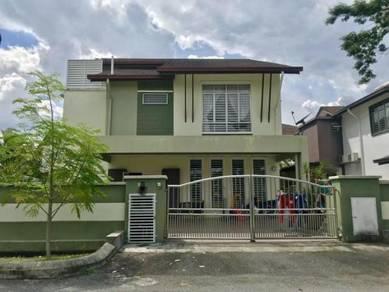 (500 K Below MV)(Corner) 2 Storey Bungalow Taman Jelok Impian