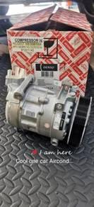 Peugeot 2016 2008 3008 AC Compressor Denso