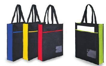 Nylon Carry Bag with Zipper