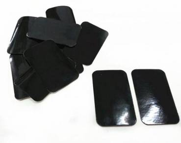 Blade Balancer Sticker 10pcs/set (Black Glossy)