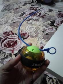 Maxbolt for wrist-gyro ball