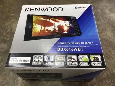 Kenwood DVD DDX616WBT