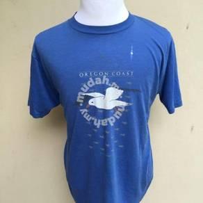 Vintage Oregon Coast Hanes 5050 Shirt XL