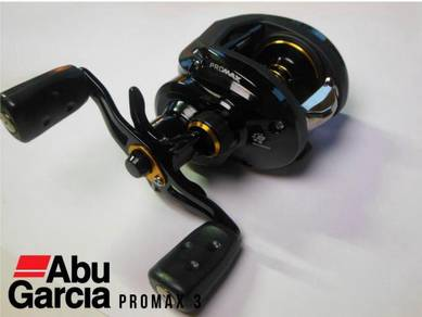 ABU GARCIA PROMAX 3 Fishing Reel ( ORIGINAL )