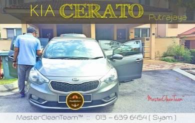 Kia cerato (seat cleaner ) shah alam / kl / ampang