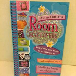 Scrapbook pages , room makeovers , stickers