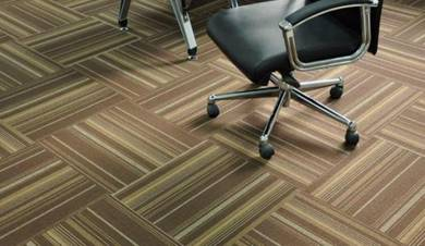 Brown yellow Carpet tile for great offer