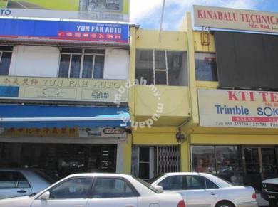 Shoplot at Luyang Area