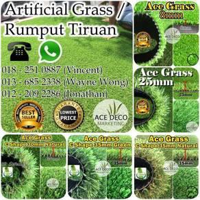 TOP QUALITY ACE Artificial Grass Rumput Tiruan 43