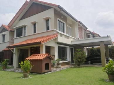 Corner Renovated Alam Impian Jalan Tun Teja Land 5446sf spacious nice