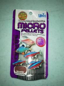 Hikari Micro Pellet 22gram Fish Feed Makanan Ikan