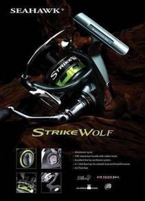 SEAHAWK STRIKE WOLF 2500 - 6000 SW Fishing Reel