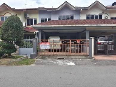 Teres Dua Tingkat Taman Cheng Baru, Melaka