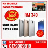 Promo xiaomi note 3 utk 32GB