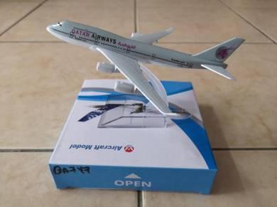 Model Kapal Terbang / Area Arau