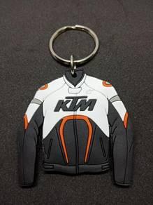 Keychain Jaket KTM