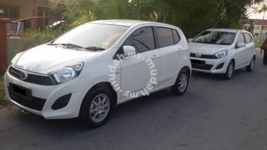 Perodua Axia for rent