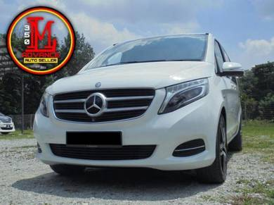 Used Mercedes Benz V-class for sale