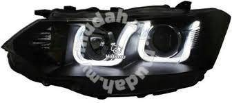 Toyota vios projector head lamp 13 to 15 set
