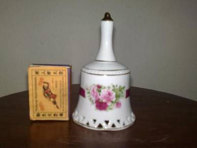 Loceng floral bell