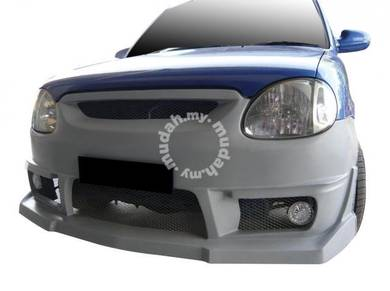 Perodua Kerisa Front Bumper With Lamp