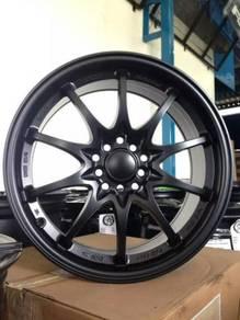 Ce28 8161 18inc rim japan design wish golf