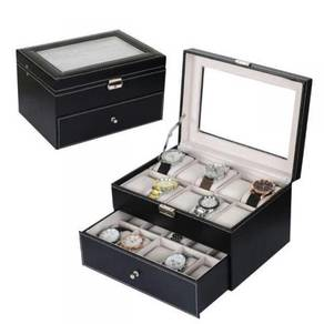 Kotak jam watch box 20 slots 12