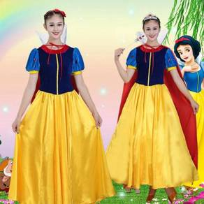 Snow white cosplay costume party dress RBC0034