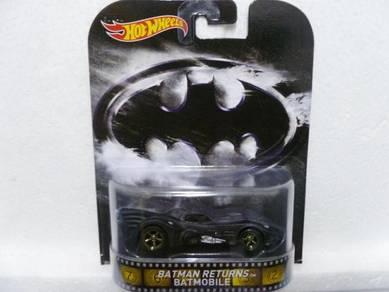 Hotwheels Retro Batman Returns Batmobile