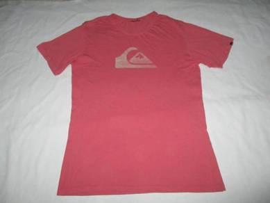 Quiksilver Pink T-Shirt L (Kod TS3793)