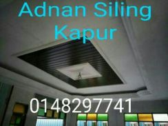Plaster siling & services siling kapur