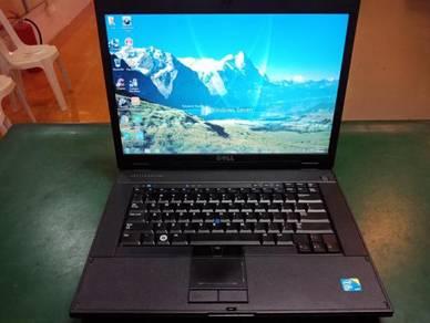 Dell Latitude E5500 intel