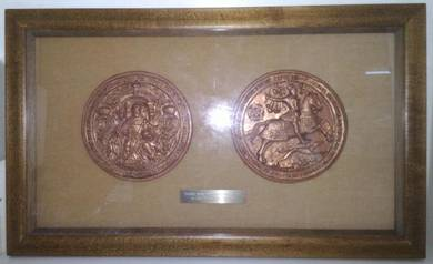 Frame of Third Seal Of King Henry VIII 1542-1547