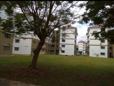 Full Loan Permas Jaya, Masai Pangsapuri Gated Guarded
