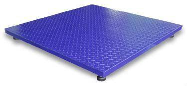 Penimbang Lantai Digital Floor Scale 4x4 ft