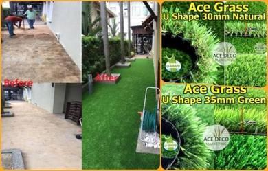 BIG PROMO Artificial Grass / Rumput Tiruan 04