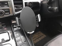 Universal Phone Wireless Charger Car Mount Holder