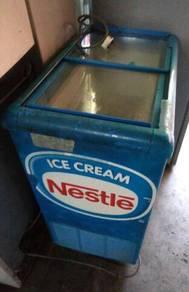 Mini Freezer Peti Sejuk Beku