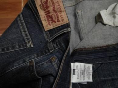 Levis 559 jeans W 40 L 40 ref Jun 06