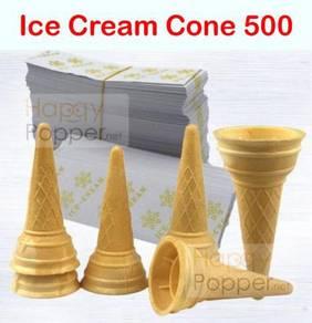 Ice cream cone kon aiskrim ais krim icecream 500