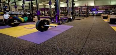 Modern Gym Rubber Flooring New