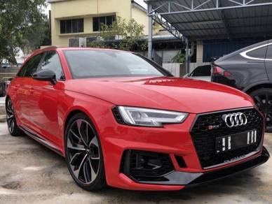 Recon Audi RS4 for sale