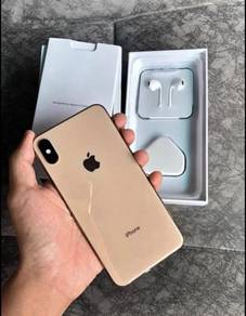Xs max Gold 256Gb Iphone