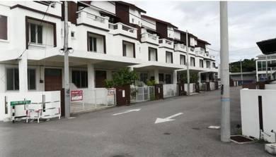 Vila Seri Setia (Central Way 2), Bukit Tengah, 3 storey terrace