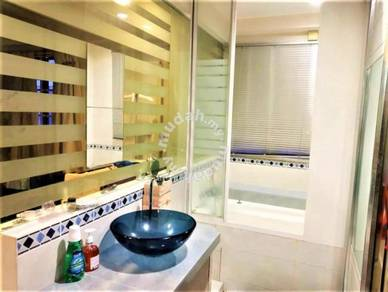GREAT RENO, BATHTUB, BIG ROOM - Pelangi Damansara Block F