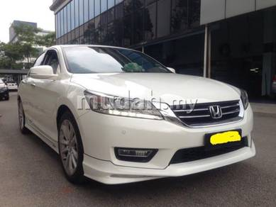 Honda accord 2013-2015 bodykit ori abs with paint