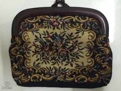 Antique Purse Wallet 2 / Dompet / Bag Beg