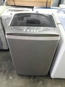 Fully Mesin Basuh Auto Top Washing Machine Sharp