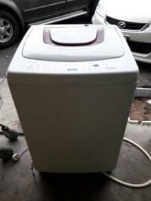Mesin Basuh Toshiba Fully Auto 9kg Washing Machine